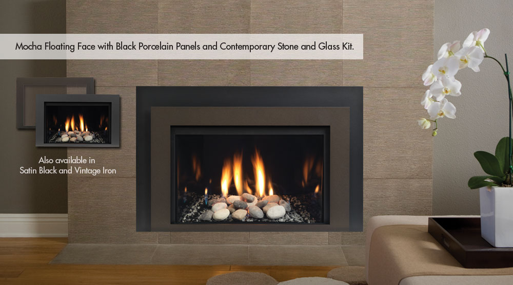Contemporary rcs fireplace - The types and uses of contemporary fireplace inserts ...